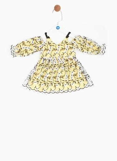 BG Baby Elbise Sarı
